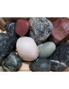 Камни для бани - натуральный банный камень для банной печи. Виды, характеристики, цена.