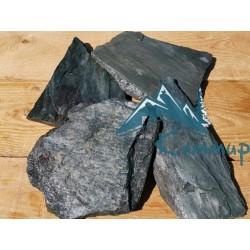 Камень сланец зеленый
