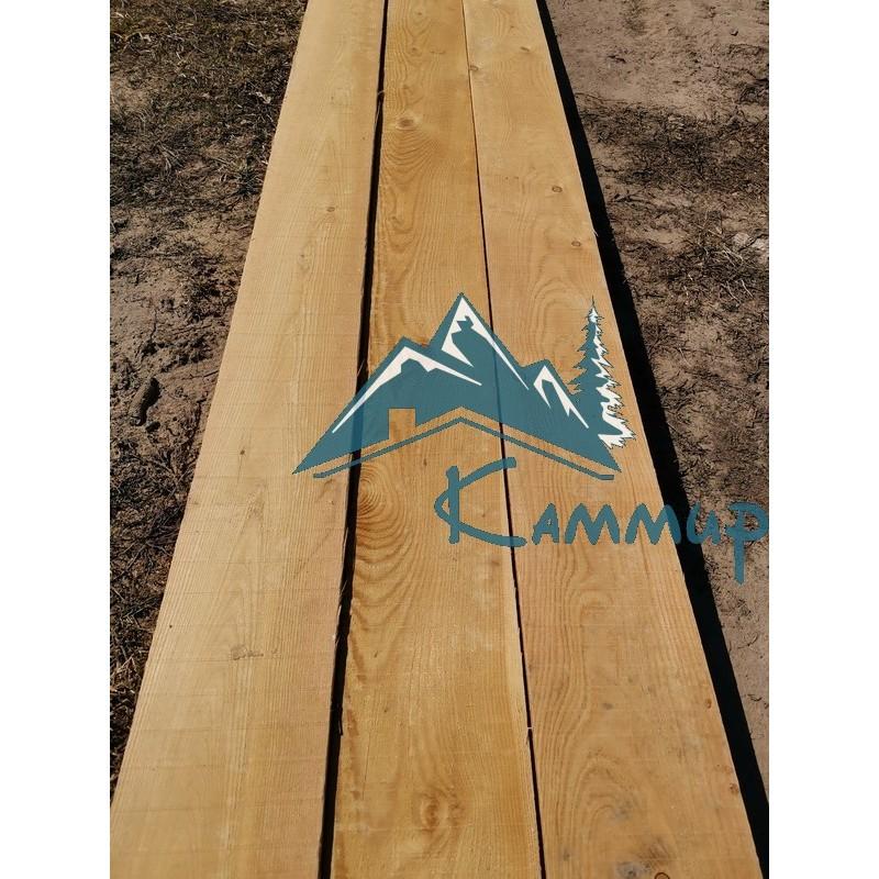 Доска Лиственница 25*150 мм длина 6 метров