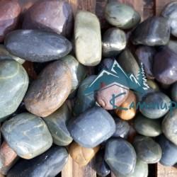 Речной камень галечник 100-250 мм