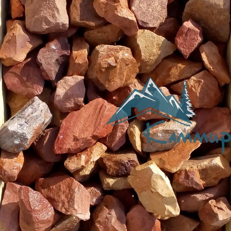 Щебень аргиллит фр. 40-70 мм (25 кг)