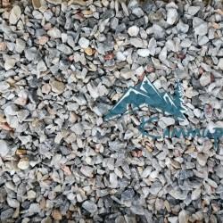 Крошка светло-серая 5-15 мм в мешках 25 кг