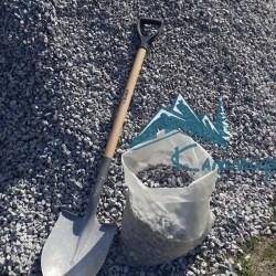 Щебень строительный фр. 5-20 мм в мешках по 25 кг