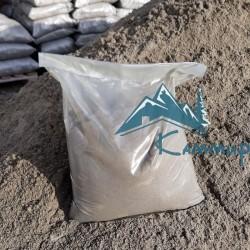 Песок в мешках по 25 кг