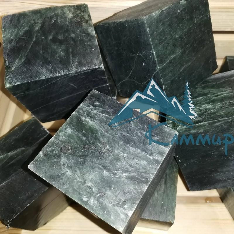 Нефрит кубики для бани и сауны