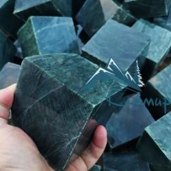 Нефрит кубики для бани