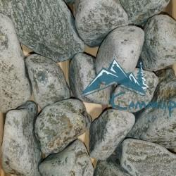 Камень порфирит галтованный