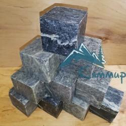 камни для бани талькохлорит кубики