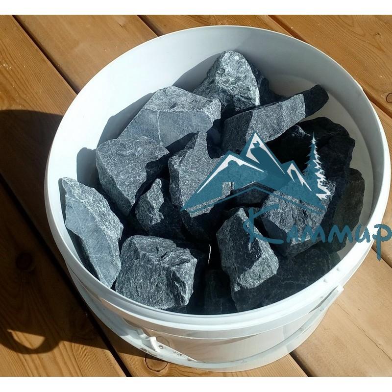 Банный камень пироксенит колотый купить